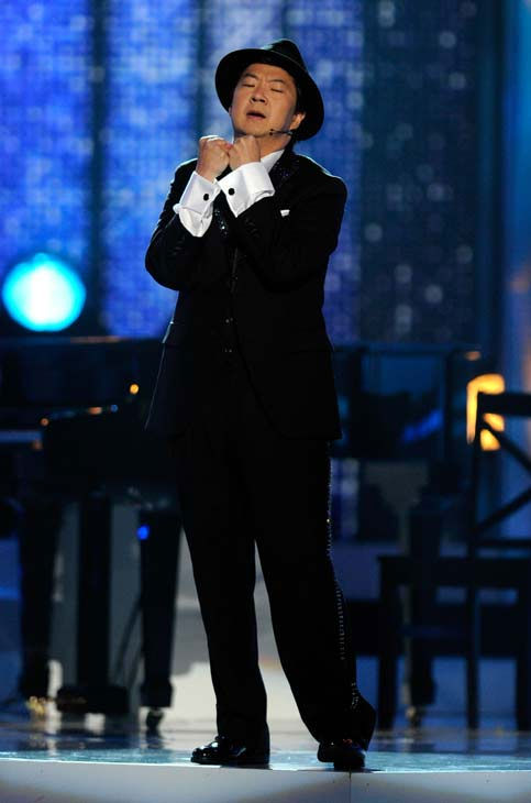 Comedian and 2011 Billboard Awards host Ken...