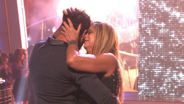 Kirstie Alley and her partner Maksim Chmerkovskiy came in second place. The two danced a Samba and a Freestyle dance on Monday. The judges gave the couple 27 out of 30 for their Samba and 27 points out of 30 for their Freestyle. On Tuesday, the two performed their favorite dance -- a Cha Cha. The judges gave the couple 30 out of 30. With their scores from Monday, the couple earned a total of 84 out of 90. <span class=meta>(OTRC Photo)</span>