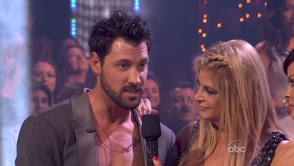 "<div class=""meta ""><span class=""caption-text "">Kirstie Alley and her partner Maksim Chmerkovskiy came in second place. The two danced a Samba and a Freestyle dance on Monday. The judges gave the couple 27 out of 30 for their Samba and 27 points out of 30 for their Freestyle. On Tuesday, the two performed their favorite dance -- a Cha Cha. The judges gave the couple 30 out of 30. With their scores from Monday, the couple earned a total of 84 out of 90. (OTRC Photo)</span></div>"