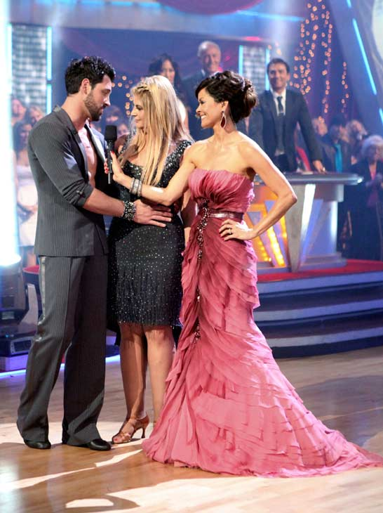 Kirstie Alley and her partner Maksim Chmerkovskiy came in second place. The two danced a Samba and a Freestyle dance on week ten of 'Dancing With The Stars.' The judges gave the couple 27 out of 30 for their Samba and 27 points out of 30 for their Freesty
