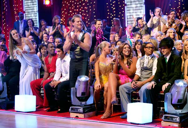 "<div class=""meta image-caption""><div class=""origin-logo origin-image ""><span></span></div><span class=""caption-text"">Each of this season's 11 couples returned to the dance floor for a special performance on the season 12 finale on May 24, 2011.  (OTRC Photo)</span></div>"