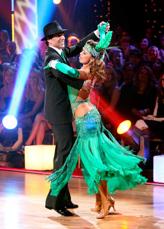 "<div class=""meta image-caption""><div class=""origin-logo origin-image ""><span></span></div><span class=""caption-text"">Ralph Macchio returned to the 'Dancing With The Stars' dance floor on the season 12 finale on May 24, 2011. (OTRC Photo)</span></div>"