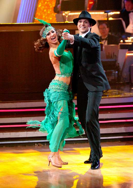 "<div class=""meta ""><span class=""caption-text "">Ralph Macchio returned to the 'Dancing With The Stars' dance floor on the season 12 finale on May 24, 2011. (OTRC Photo)</span></div>"