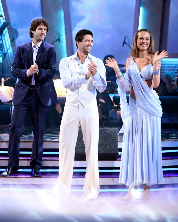 Petra Nemcova returned to the 'Dancing With The...