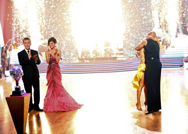 "<div class=""meta ""><span class=""caption-text "">Hines Ward and his partner Kym Johnson were crowned the champions of ""Dancing With The Stars"" season 12 on Tuesday, May 24, 2011. The pair danced a Quickstep and a Freestyle dance on Monday.  The judges gave the couple 29 out of 30 for their Quickstep and 30 points out of 30 for their Freestyle. On Tuesday, the two performed their favorite dance -- a Samba. The judges gave the couple 30 out of 30. With their scores from Monday, the couple earned a total of 89 out of 90. (OTRC Photo)</span></div>"