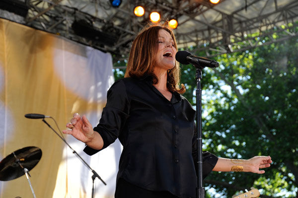 The Go-Go&#39;s celebrates 30 years in entertainment with an anniversary album and a live performance in Central Park as part of the &#34;GMA Summer Concert Series,&#34; airing on &#34;Good Morning America&#34; on June 3, 2011. <span class=meta>(ABC &#47; Donna Svennevik)</span>