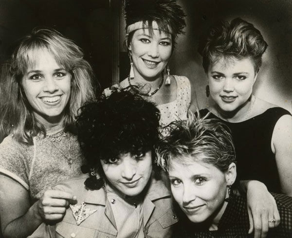 "<div class=""meta ""><span class=""caption-text "">The Go-Gos appear in an undated group photo from their official Facebook page, Facebook.com/GoGosOfficial. (Facebook.com/GoGosOfficial)</span></div>"