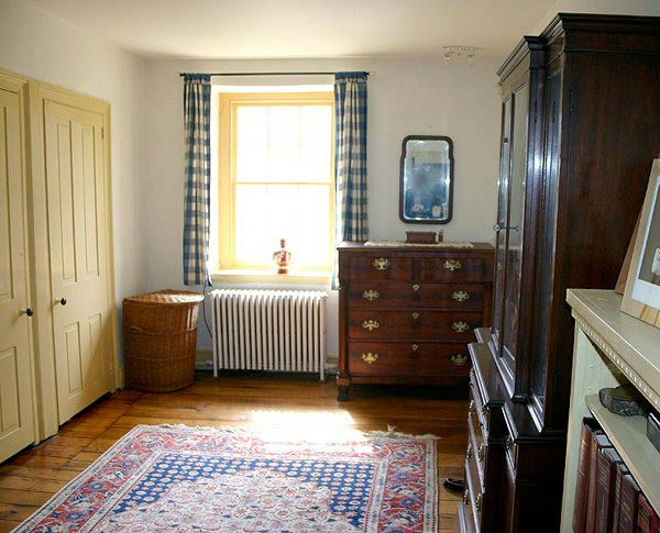 A room in the five-bedroom home featured in the...