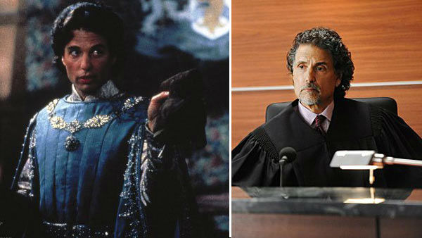 "<div class=""meta ""><span class=""caption-text "">Chris Sarandon is best known for playing Prince Humperdinck in the 'The Princess Bride.' The actor was married to Susan Sarandon from 1968 until 1979.  The Oscar-nominated actor has appeared in films like 'Fright Night,' 'Dog Day Afternoon,' 'Child's Play' and voiced the character of Jack Skellington in 'The Nightmare Before Christmas.' ChrisSarandon's first wife was actress Susan Sarandon. The two were married between 1967 and 1979 and have no children together. The actor was also married to model Lisa Ann Cooper between 1980 and 1989. They have three children, Stephanie, Alexis and Michael Sarandon. Chris Sarandon went on to marry actress and singer Joanna Gleason in 1994.  Chris Sarandon appeared on the CBS series 'The Good Wife' as Judge Howard Matchick on an episode that first aired in 2010.  (Pictured: Chris Sarandon appears in a scene from 'The Princess Bride.' / Chris Sarandon appears in a scene from 'The Good Wife.') (MGM / CBS / David M. Russell)</span></div>"