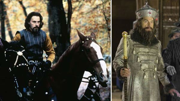 Christopher Guest appears in a still from 'The Princess Bride.' / Christopher Guest appears in a still from the 2009 film, 'Night at the Museum: Battle of the Smithsonian.'