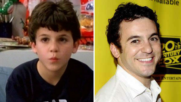 Fred Savage appears in a still from 'The...