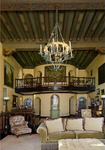 The interior of Katy Perry and Russell Brand&#39;s Hollywood Hills home. The seven-bedroom, nine bathroom house is 8,835 square feet and was purchased by the couple for &#36;6.5 million. <span class=meta>(Photo&#47;Realtor.com)</span>