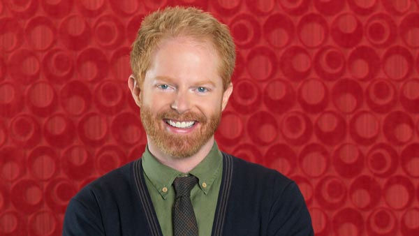 (Pictured: Jesse Tyler Ferguson in a promotional still for 'Modern Family')