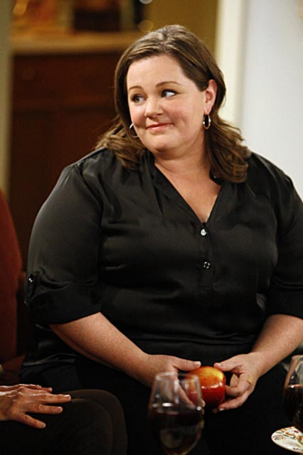 Melissa McCarthy of &#39;Mike and Molly&#39; on being nominated for Outstanding Lead Actress In A Comedy Series: &#39;For the longest time I didn&#39;t know what was happening because I thought when I saw my name, I thought that it was prompting me to read,&#39; the actress and Emmy nominations presenter told OnTheRedCarpet.com special correspondent George Pennacchio of KABC Television on Thursday. &#39;Then I couldn&#39;t figure out what it was I was I supposed to read and then I thought well that&#39;s really odd that they put my last name and then &#39;Mike and Molly,&#39; because usually they just put Melissa and then &#39;the nominees are.&#39; so I couldn&#39;t even process what was happening.&#39; She adds, &#39;I was so excited to read that list of funny women, because you know, I root for them. You want those women in there that are like, it&#39;s really funny, they&#39;re killin&#39; it.&#39; This is McCarthy&#39;s first Emmy nomination.  &#40;Pictured: Melissa McCarthy in a promotional still for &#39;Mike and Molly&#39;&#41; <span class=meta>(Fox)</span>