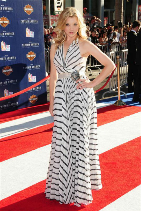Natalie Dormer &#40;Margaery Tyrell on HBO&#39;s &#39;Game Of Thrones&#39;&#41; appears at the premiere of &#39;Captain America: The First Avenger&#39; in Hollywood, California on July 19, 2011. <span class=meta>(Michael Williams &#47; Startraksphoto.com)</span>