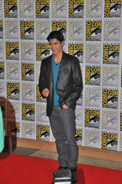 Boo Boo Stewart from &#39;The Twilight Saga&#39; appears in a photo at Comic-Con San Diego on Thursday, July 21, 2011. <span class=meta>(OTRC Photo)</span>