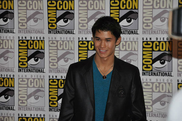 Boo Boo Stewart from 'The Twilight Saga' appears in a photo at Comic-Con San Diego on Thursday, July 21, 2011.