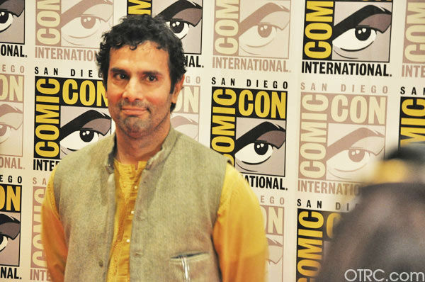 "<div class=""meta ""><span class=""caption-text "">'Immortals' director Tarsem Singh appears in a photo at San Diego Comic-Con on Saturday, July 23, 2011. (OTRC Photo)</span></div>"