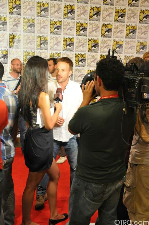 "<div class=""meta image-caption""><div class=""origin-logo origin-image ""><span></span></div><span class=""caption-text"">'Immortals' actor Stephen Dorff talks to OnTheRedCarpet.com co-host Rachel Smith at San Diego Comic-Con on Saturday, July 23, 2011. (OTRC Photo)</span></div>"