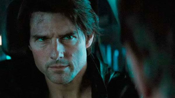 Tom Cruise appears in a scene from 'Mission Impossible: Ghost Protocol.'