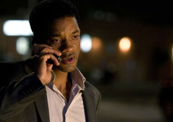 Will Smith appears in the 2008 movie 'Seven...