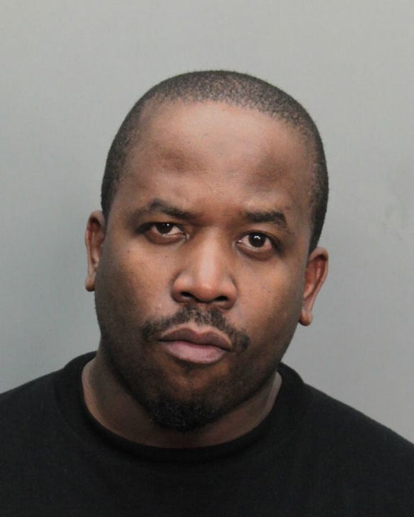 Rapper Big Boi, a member of the Grammy-winning duo OutKast, was arrested in Miami on Aug. 7, 2011 for possession of drugs including ecstasy, MDMA powder and Viagra pills, according to the Miami-Dade County Department of Corrections.   Big Boi, whose real name is Antwan Patton, was charged with three counts of possession of a controlled substance and one count of possession of drug paraphernalia with intent to use. The rapper was booked at 1:25 p.m. on &#36;16,000 bond.   &#40;Pictured: Big Boi appears in a photo provided by the Miami-Dade County Department of Corrections on Aug. 7, 2011.&#41; <span class=meta>(Miami-Dade County Department of Corrections)</span>