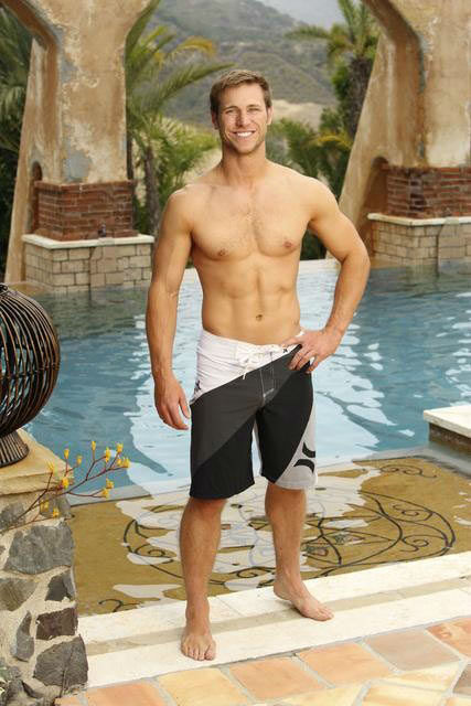 "<div class=""meta ""><span class=""caption-text "">'Bachelor Pad' contestant Jake Pavelka, who appeared on 'The Bachelorette'  season 5 and 'The Bachelor' season 14, competes for $250,000 in season 2 of  ABC's reality show spin-off. 'Bachelor Pad' premieres on August 8 at 8 p.m. ET  on ABC. (ABC Photo/ Craig Sjodin)</span></div>"