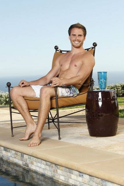 "<div class=""meta image-caption""><div class=""origin-logo origin-image ""><span></span></div><span class=""caption-text"">'Bachelor Pad' contestant Michael Stagliano, who appeared on 'The Bachelorette'  season 5, competes for $250,000 in season 2 of ABC's reality show spin-off.  'Bachelor Pad' premieres on August 8 at 8 p.m. ET on ABC. (ABC Photo/ Craig Sjodin)</span></div>"