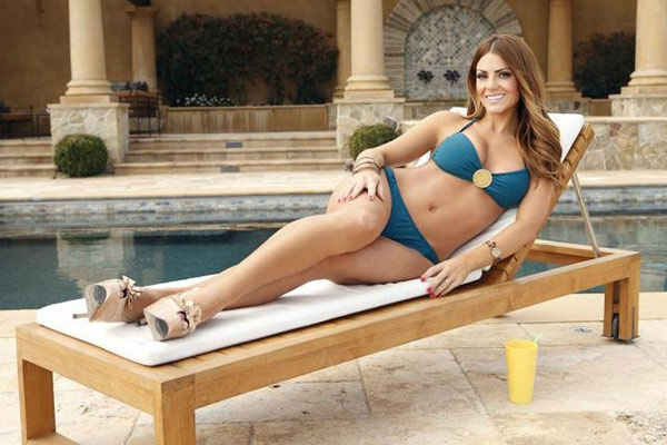 'Bachelor Pad' contestant Michelle Money, who...