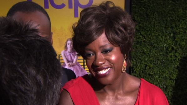 Viola Davis was invited to the White House Correspondents&#39; Dinner by Newsweek&#47;Daily Beast according to Politico. &#40;Pictured: Davis chats with OnTheRedCarpet.com at the premiere of &#39;The Help&#39; in August 2011.&#41;  <span class=meta>(OTRC)</span>