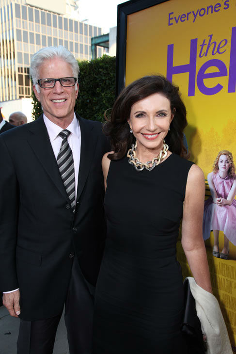 "<div class=""meta image-caption""><div class=""origin-logo origin-image ""><span></span></div><span class=""caption-text"">Ted Danson and Actress Mary Steenburgen arrive at the world premiere of DreamWorks Pictures' and Participant Media's 'The Help' on Monday, August 9, 2011 at the Academy of Motion Picture Arts and Sciences in Beverly Hills, CA. 'The Help' opens in U.S. theaters on August 10, 2011. (Alex J. Berliner/abimages)</span></div>"