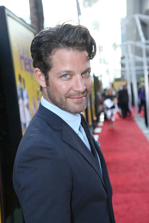 "<div class=""meta image-caption""><div class=""origin-logo origin-image ""><span></span></div><span class=""caption-text"">Executive Producer Nate Berkus arrives at the world premiere of DreamWorks Pictures' and Participant Media's 'The Help' on Monday, August 9, 2011 at the Academy of Motion Picture Arts and Sciences in Beverly Hills, CA. 'The Help' opens in U.S. theaters on August 10, 2011. (Alex J. Berliner/abimages)</span></div>"