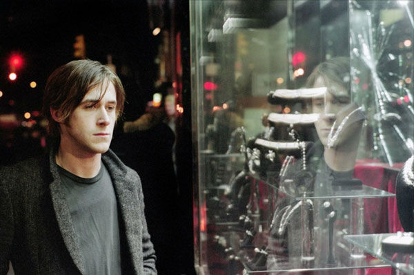 Ryan Gosling appears in a scene from the 2005 film 'Stay.'