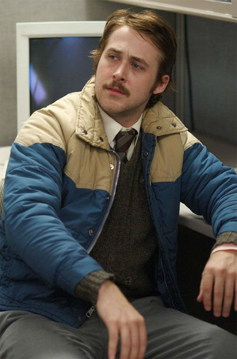 Ryan Gosling appears in a scene from the 2007 film 'Lars and the Real Girl.'