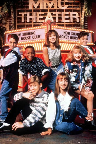"<div class=""meta ""><span class=""caption-text "">Ryan Gosling appears in a promotional photo from the television series 'The All-New Mickey Mouse Club.' Gosling was on the series from 1993 to 1995. The actor co-starred alongside future celebrities like Britney Spears, Justin Timberlake, Christina Aguilera and Keri Russell. (Disney)</span></div>"