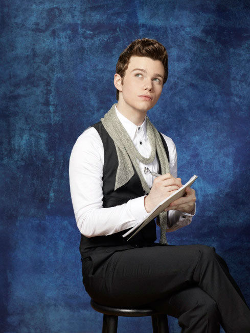 "<div class=""meta ""><span class=""caption-text "">Chris Colfer returns as Kurt Hummel in Season Three of 'Glee,' which premieres on Tuesday, September 20 at 8 p.m. ET on FOX. (FOX / Danielle Levitt)</span></div>"