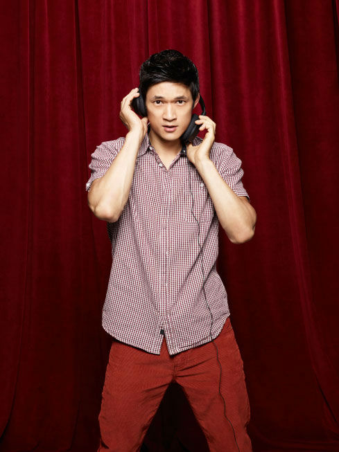 "<div class=""meta ""><span class=""caption-text "">Harry Shum Jr. returns as Mike Chang in Season Three of 'Glee,' which premieres on Tuesday, September 20 at 8 p.m. ET on FOX. (FOX / Danielle Levitt)</span></div>"