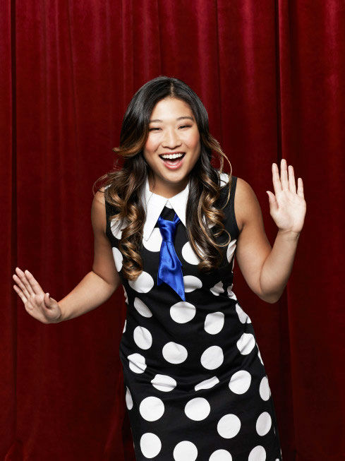 "<div class=""meta ""><span class=""caption-text "">Jenna Ushkowitz returns as Tina Cohen-Chang in Season Three of 'Glee,' which premieres on Tuesday, September 20 at 8 p.m. ET on FOX. (FOX / Danielle Levitt)</span></div>"