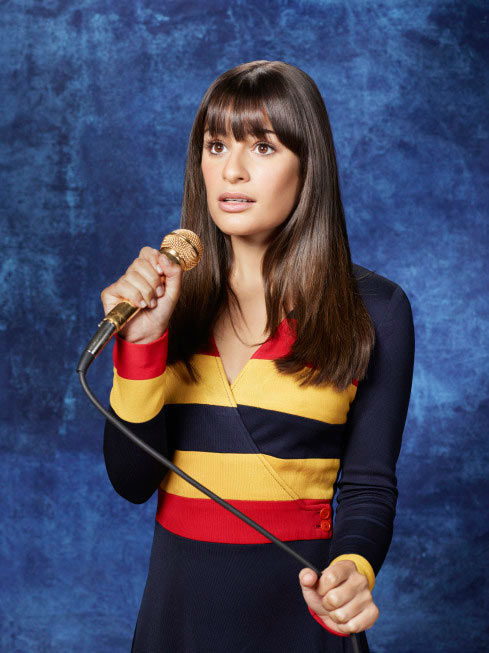 "<div class=""meta ""><span class=""caption-text "">Lea Michele returns as Rachel Berry in Season Three of 'Glee,' which premieres on Tuesday, September 20 at 8 p.m. ET on FOX. (FOX / Danielle Levitt)</span></div>"