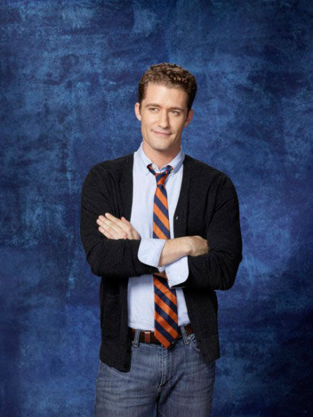 "<div class=""meta ""><span class=""caption-text "">Matthew Morrison returns as Will Schuester in Season Three of 'Glee,' which premieres on Tuesday, September 20 at 8 p.m. ET on FOX. (FOX / Danielle Levitt)</span></div>"