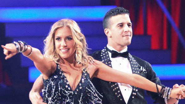 "<div class=""meta image-caption""><div class=""origin-logo origin-image ""><span></span></div><span class=""caption-text"">Reality Star Kristin Cavallari and her partner Mark Ballas received 19 out of 30 from the judges for their Cha Cha Cha on the season premiere of 'Dancing With The Stars.' (ABC Photo/ Adam Taylor)</span></div>"