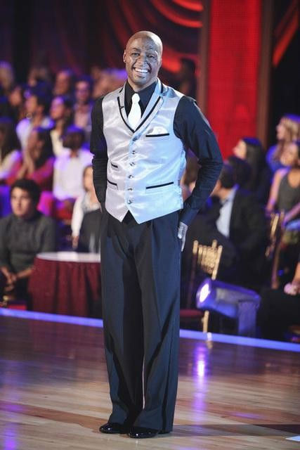 "<div class=""meta ""><span class=""caption-text "">'All My Children' actor and Iraq War veteran J.R. Martinez and his partner Karina Smirnoff received 22 out of 30 from the judges for their Viennese Waltz on the season premiere of 'Dancing With The Stars.' (ABC Photo/ Adam Taylor)</span></div>"