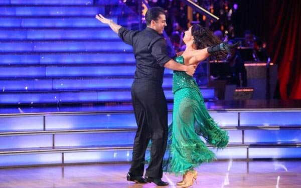 &#39;Keeping Up With The Kardashians&#39; star Rob Kardashian and his partner Cheryl Burke  received 24 out of 30 from the judges for their Fox Trot on the October 3 episode of  &#39;Dancing With The Stars.&#39; <span class=meta>(ABC Photo)</span>