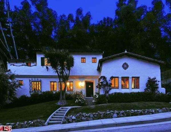 Frances Bean Cobain&#39;s 3,350 square foot home, which the only child of Courtney Love and the late Kurt Cobain purchased for &#36;1,825,000 in July, 2011. The property, which was built in 1930 by architect Carl Jules Weyl, has 4-bedrooms and 3.5 bathrooms. <span class=meta>(Photo&#47;MLS Listings)</span>