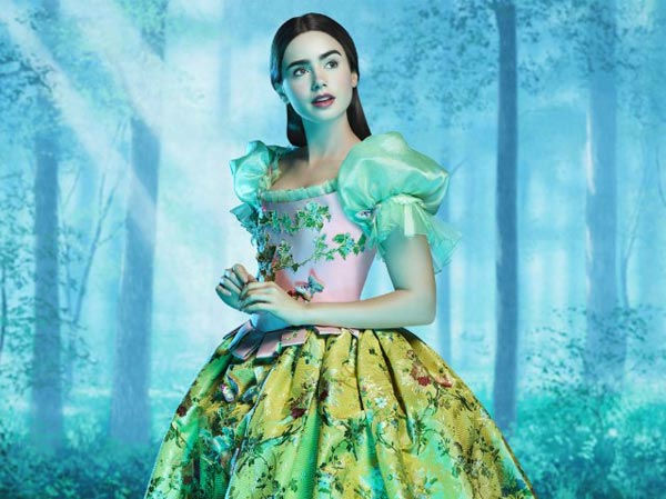 "<div class=""meta image-caption""><div class=""origin-logo origin-image ""><span></span></div><span class=""caption-text"">Lily Collins appears in a scene from 'Mirror, Mirror,' which is slated for release on March 16, 2012. (Relativity Media / Snow White Productions)</span></div>"