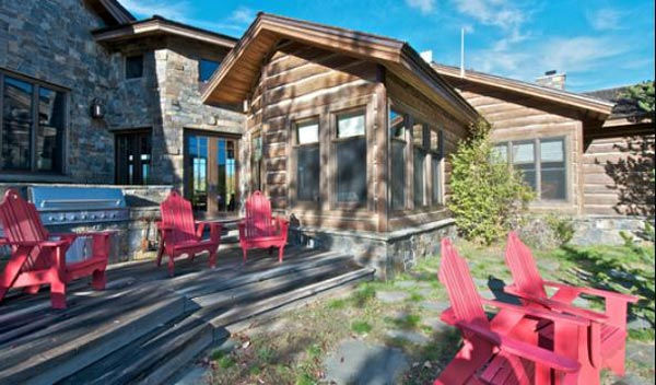 A photo of Dennis Quaid's $14 million ranch...
