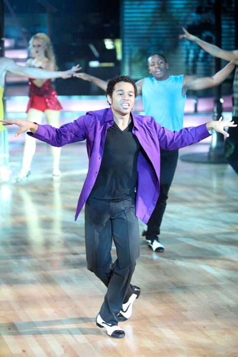 The 'Macy's Stars of Dance' featured on 'Dancing With The Stars: The Results Show' on Tuesday, October 25, was a tribute to three Broadway shows. It included choreography by Emmy Award-winning choreographer Kenny Ortega and starred 'High School Musical' a