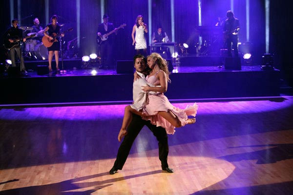 Country music entertainer Martina McBride performed 'I'm Gonna Love You Through It,' the single from her new album, 'Eleven' on 'Dancing With The Stars: The Results Show' on Tuesday, October 25.