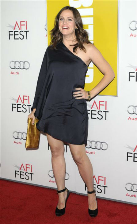 "<div class=""meta ""><span class=""caption-text "">Jennifer Garner appears at a screening of 'Butter' during 2011 AFI Fest in Hollywood, California on Nov. 6, 2011. (Sara De Boer / Startraksphoto.com)</span></div>"