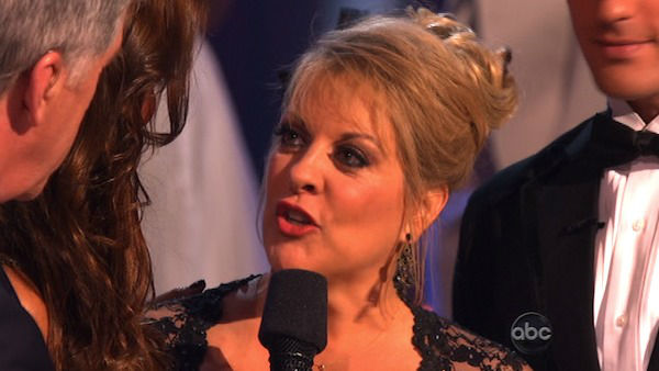 Television host Nancy Grace and her partner...